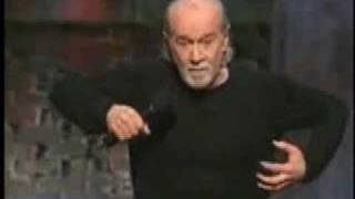 George Carlin - Fear of Germs