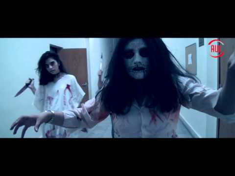 Halloween in Azerbaijan University of Languages \ Azərbaycan Dillər Universitetində halloven