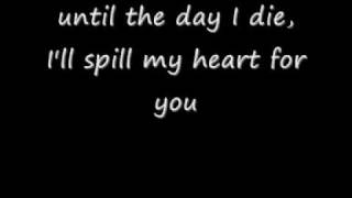 Until the day I die - Story Of The Year - with lyrics