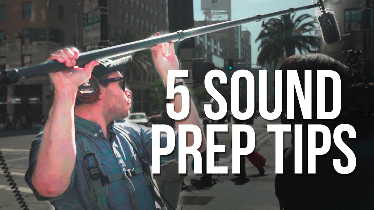 5 SOUND Tips You NEED to Know