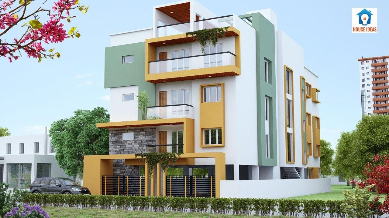 Elevations Apartments Designs