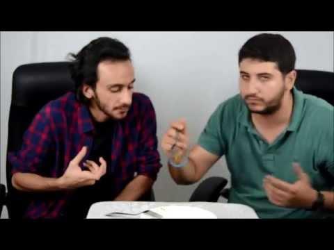 Iraqis try Indian Snacks |  عراقيين يجربون اكلات هندية
