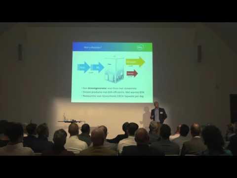Brandstofcellen - De heer J. W.  Tolkamp, SOLIDpower GmbH