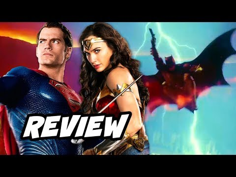 Download Youtube: Justice League Review NO SPOILERS - Batman, Superman, Wonder Woman and The Flash