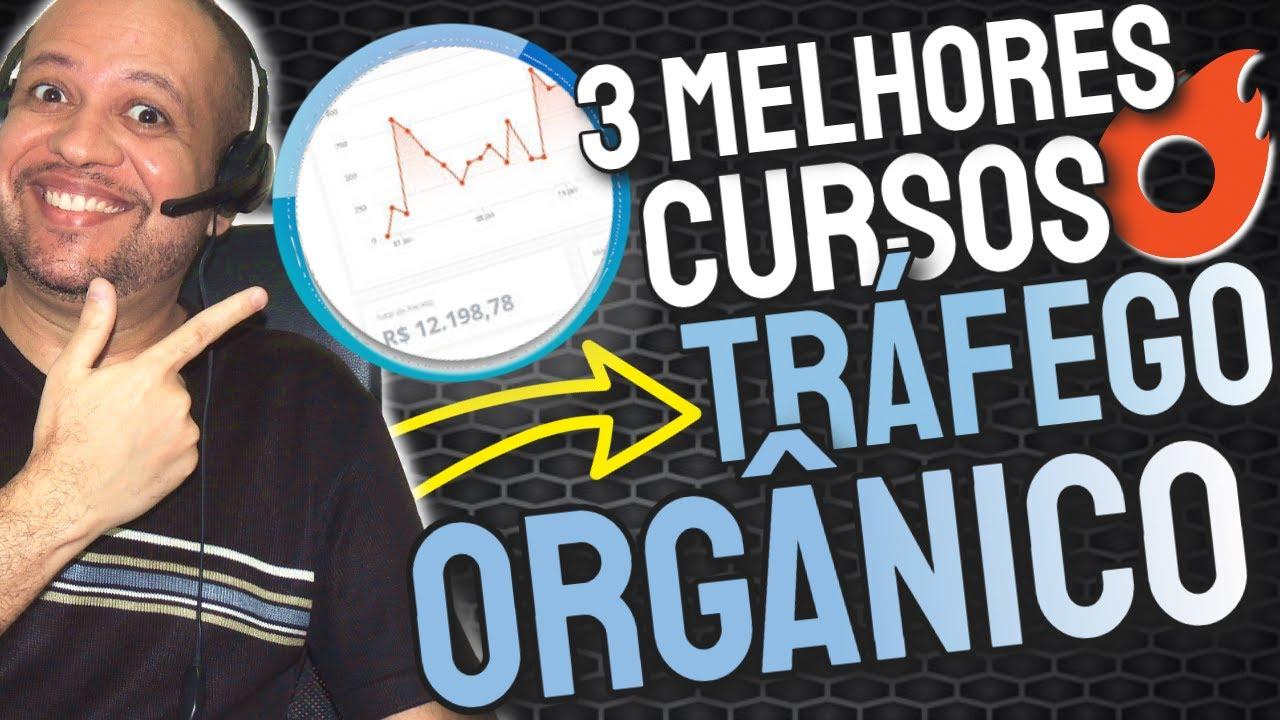 TOP 3 MELHORES CURSOS DE MARKETING DIGITAL PARA AFILIADOS - TRÁFEGO ORGÂNICO