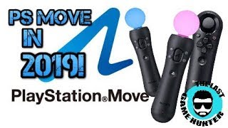 Playstation Move In 2019!