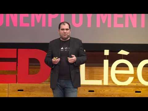Entering Digital Renaissance, the digital natives (r)evolution | Eric Rodriguez | TEDxLiège