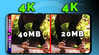 How To Compress Videos without Losing Quality on Android: Video Compressor Panda Tutorial screenshot 1