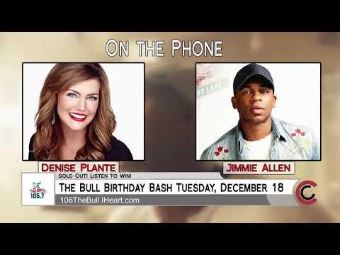 Denise Plante - Look Inside Jimmie Allen's Batman Truck