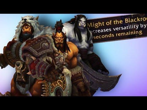 Mag'har Orc Racials REVEALED! - WoW Legion 7.3.5