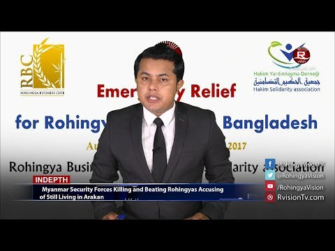 Rohingya Daily News 13 October 2017