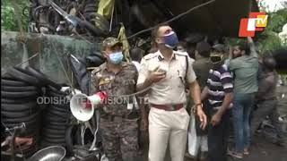 4 Critical As Tree Falls On Shop In Bhopal