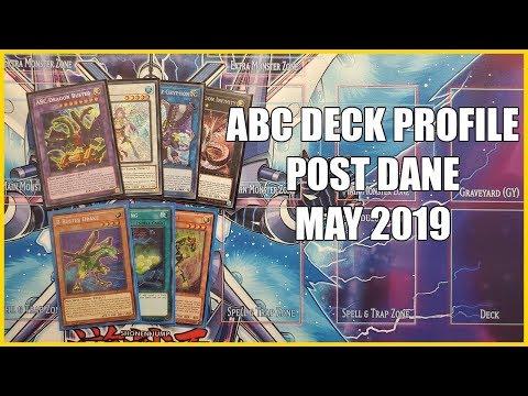 NEW ABC Deck Profile Post DANE & Banlist | May 2019