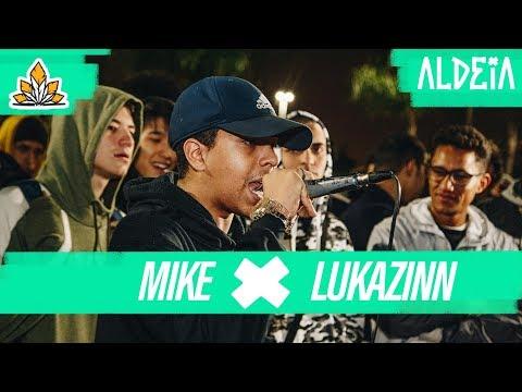 Mike x Lukazinn  158ª Batalha da Aldeia  Barueri  SP