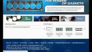 Pagina de web de Kit de Junta de Motor Junta del Carter Junta de Multiple - Matto Gasket