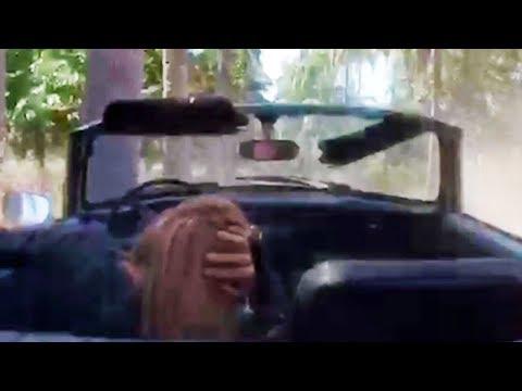 Uma Thurman Releases Brutal Car Wreck Footage (VIDEO)