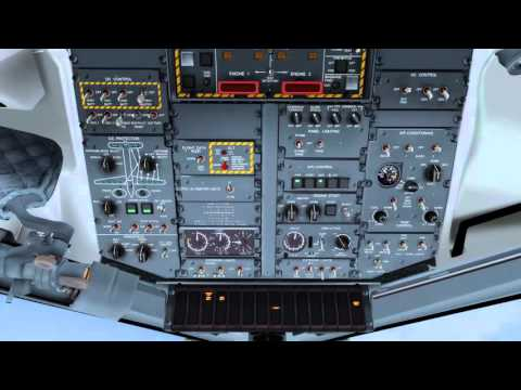 Majestic DHC-8 Q400 Pro - Round The World Pt. 12 CYQX-BGGH