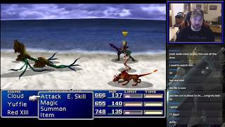 Final Fantasy VII - How to Get Big Guard Quick and Easy