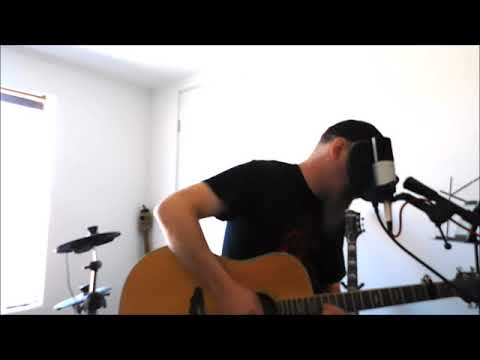 "Steemit Open Mic Week 79 - Acoustic Cover Of King Diamond's ""A Broken Spell"""