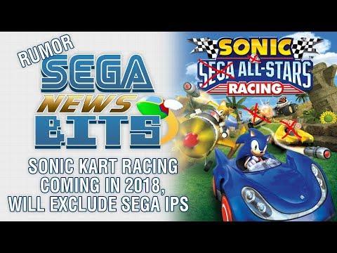 Rumor: Sonic Kart Racing Coming 2018, Won't Include SEGA IPs