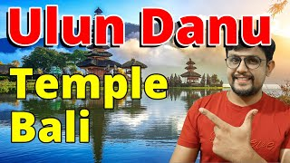 Ulun Danu Temple | Place to visit in Bali | Do Travel | 4K