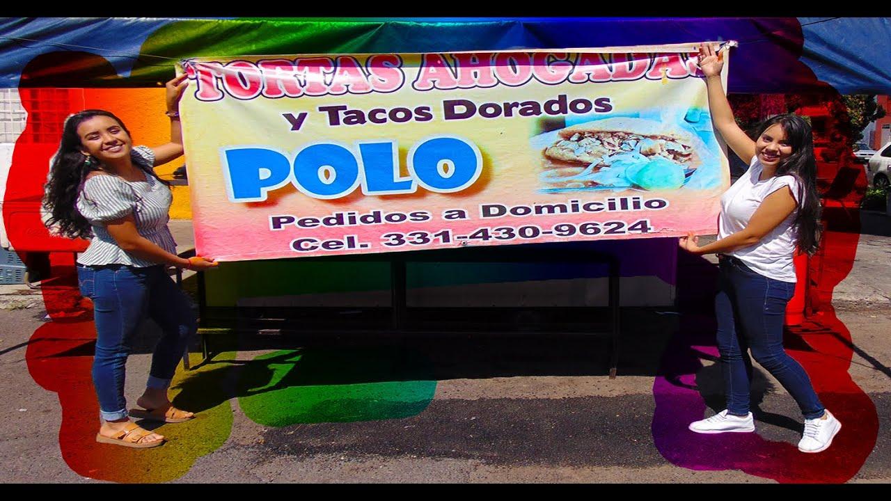 PROBANDO TORTAS AHOGADAS FT. Pao Ponce EO085