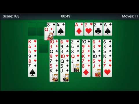 FREECELL SOLITAIRE For Android - Solitaire Collection By Queens Solitaire Games