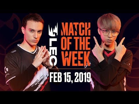 #LEC Match of the Week | G2 Esports vs Misfits | Friday 15th