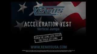 Acceleration Vest-Vertical Jumps