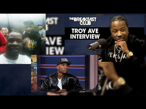 The Real Reason Why Charlamagne Tha God Wasn't At Troy Ave Breakfast Club Interview? SCARED?
