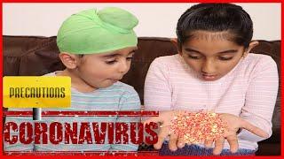 Coronavirus Precautions! (COVID-19)  How to Protect Yourself at Adesh Toys