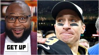 It's time to put Drew Brees in the GOAT conversation - Marcus Spears | Get Up
