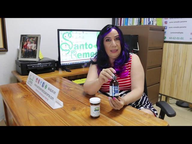Kit detox de virus y su manejo con medicina natural - Santo Remedio Panamá.