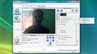 R Hani Prasetya - Cara membuat CCTV dari Laptop