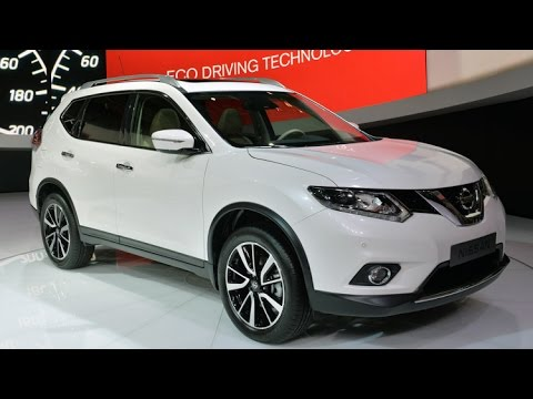 upcoming new Nissan X-Trail Hybrid august 2016
