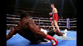 Callum Smith vs Hassan N'Dam N'Jikam Full Fight/ pelea completa.