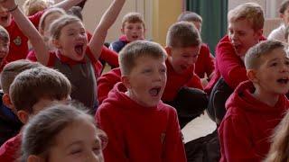 Ysgol Coed y Gof - Rhan 2 | Stwnsh Sadwrn | S4C