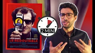 Le Redoutable - critique en 2min