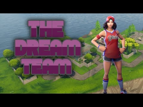 Fortnite | The Dream Team! NOTHING BUT WINS! WIth SSundee and Nico