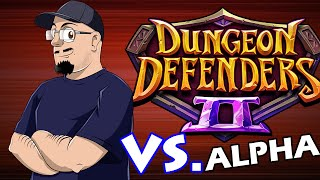 Johnny vs. Dungeon Defenders II (ALPHA)