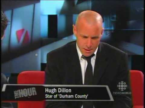 Hugh Dillon at The Hour  12