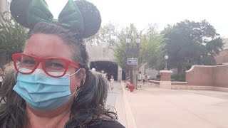 LIVE - Hollywood Studios - Security, Crowds, Boarding Passes