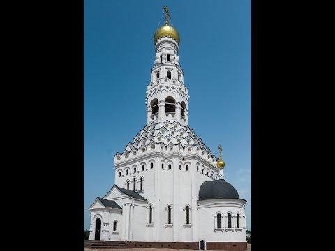Белгород 2015. Храм святых первоверховных апостолов Петра и Павла
