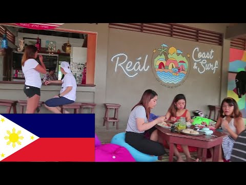 Travel Vlog! Real Coast & Surf PH. Real, Quezon