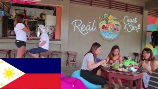Travel Vlog! Real Coast & Surf PH. Real, Quezon