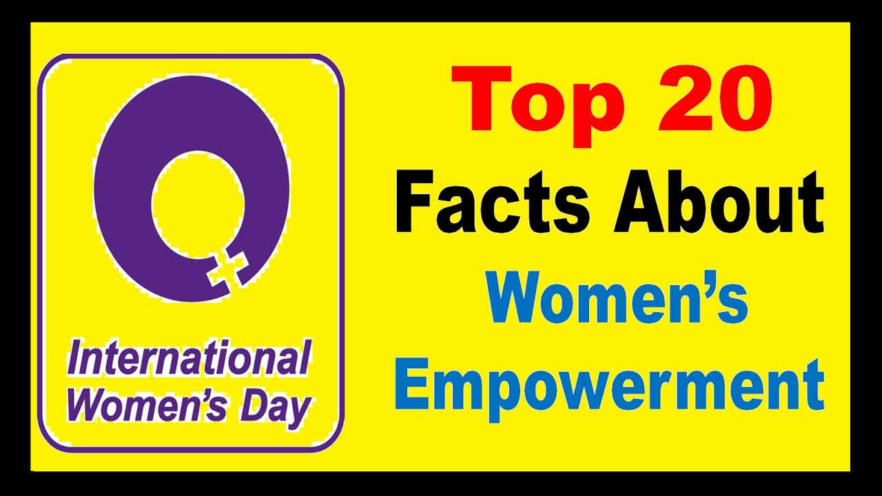 womens day facts