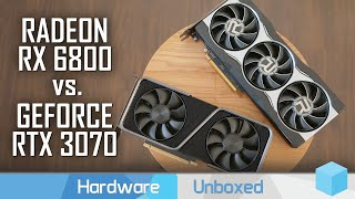 AMD Radeon RX 6800 Review, Best Value High-End GPU?