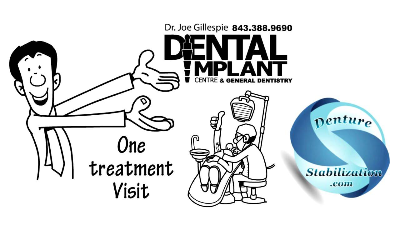 Dental Implants Greaton8 and Denture Stabilization Whiteboard ...