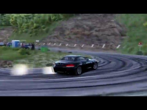 Bmw Z4m Drifting Assetto Corsa Krajiska Zmija Hillclimb Youtube