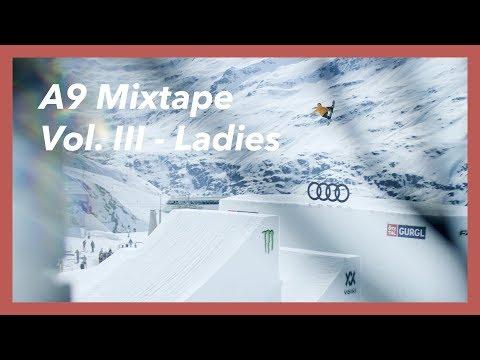 Audi Nines 2019: Highlight-Edit der Ladies!